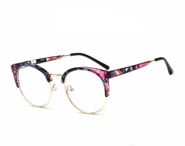 Aesthetic Vintage Ivy League Glasses