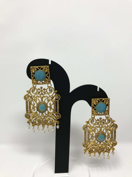 Large Earrings
