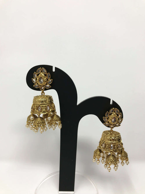 Jhumki Earrings