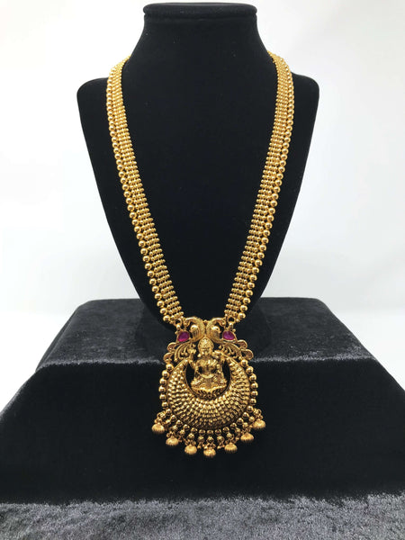 Long Temple Necklace