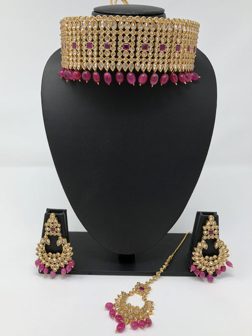 Indian Choker Bridal Set