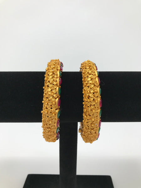Indian Bangles - Temple Jewelry