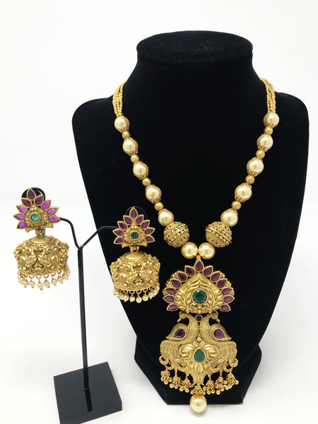 Temple Jewelry Set