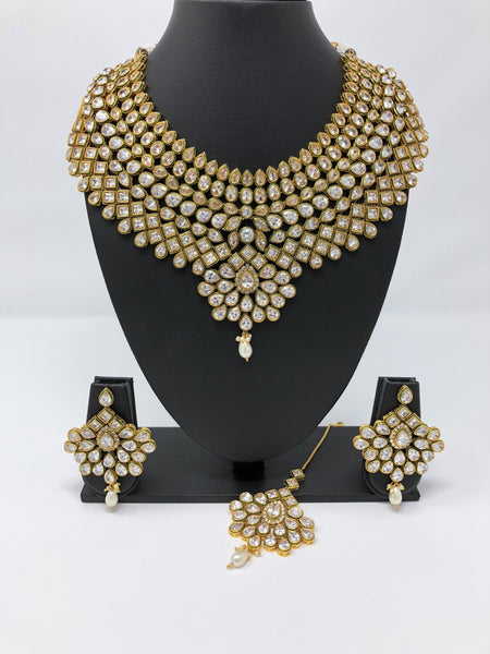 Small Kundan Set