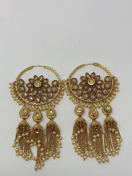 Long Kari Earrings