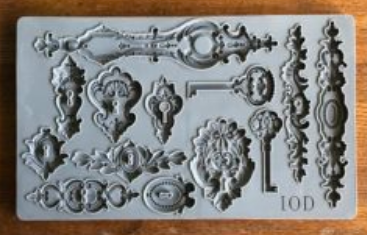 LOCK & KEY 6×10 DECOR MOULDS™ - The Weathered Shed