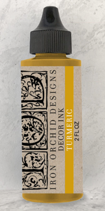 DECOR INK TURMERIC 2 OZ - The Weathered Shed