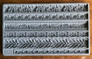 TRIMMINGS 1 6×10 DECOR MOULDS™ - The Weathered Shed