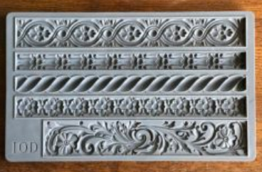 TRIMMINGS 2 6×10 DECOR MOULDS™ - The Weathered Shed