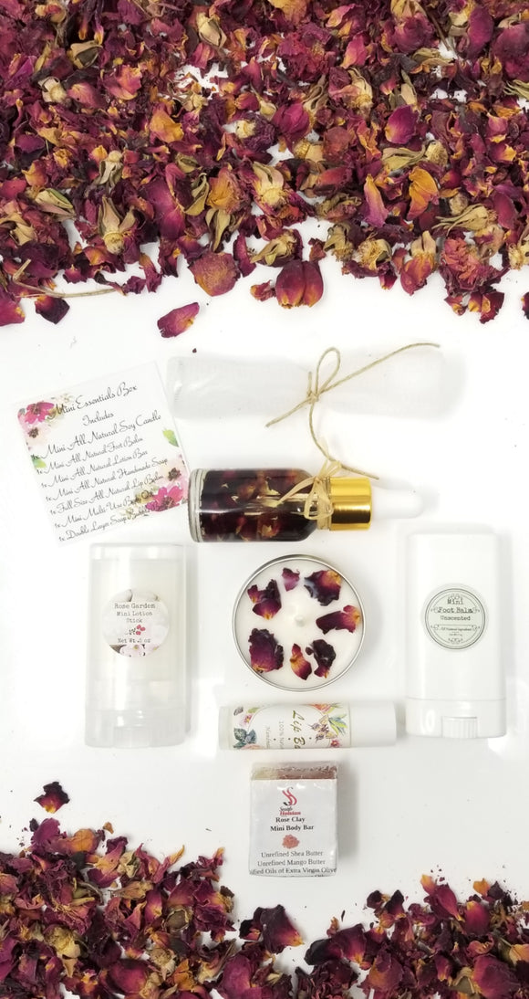 Rose Mini Essentials Gift Box For Her