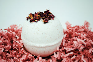 Rose Garden Large Bath Bomb