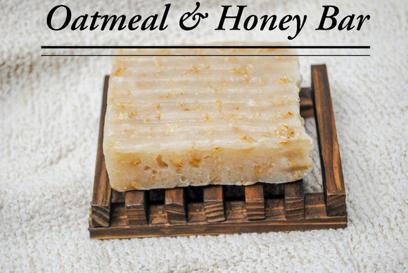 Oatmeal & Honey Body Bar