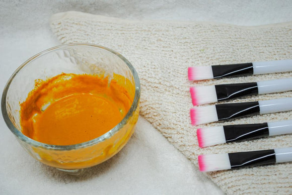 5 PC DIY Facial Brushes