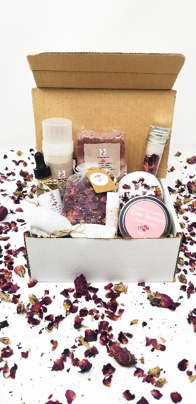 Rose Essentials Gift Box for Her