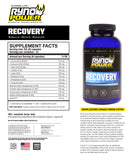 RECOVERY Post-Workout Supplement | 33 Servings (200 Capsules)