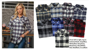 Women's Flannel Package