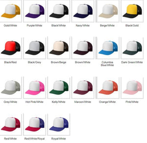 Custom Designed Hats
