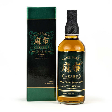 AZABU 18-YEAR AGED PURE MALT WHISKY 700ML