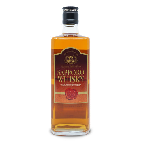 SAPPORO WHISKY SS 720ml