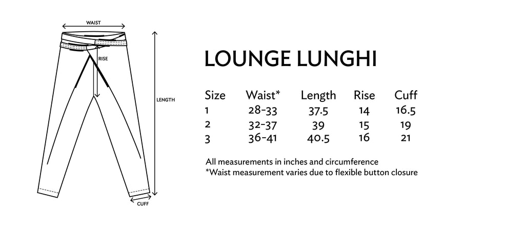 Lounge Lunghi - Falcon Footprint