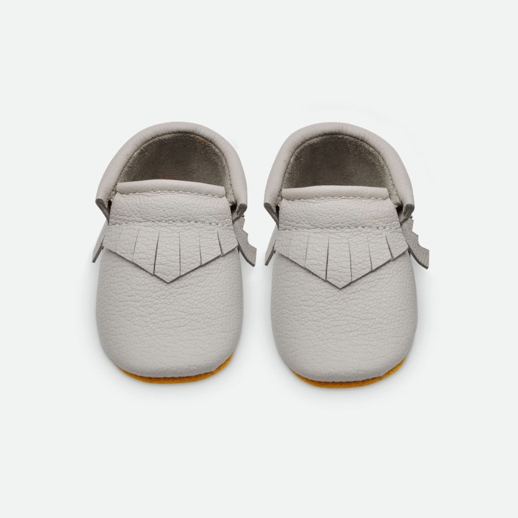 Moccasin Featherlight Shoes - Grey Sand