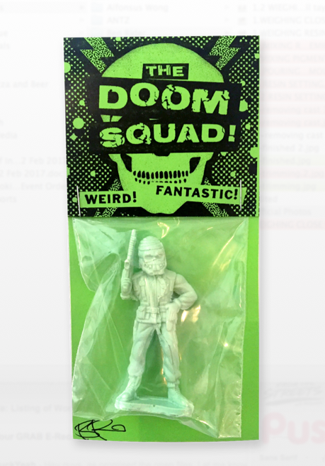 Ben Rider (UK) - Doom Squad
