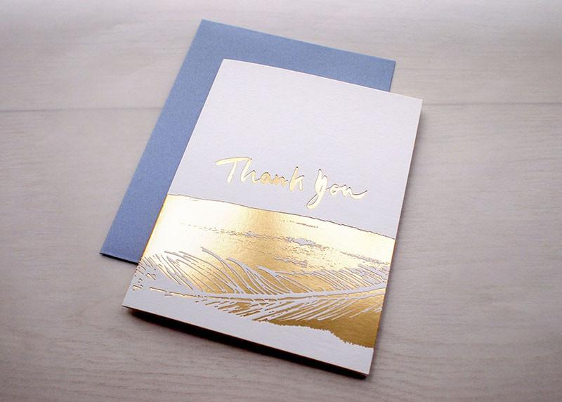 Precious Thank You Card