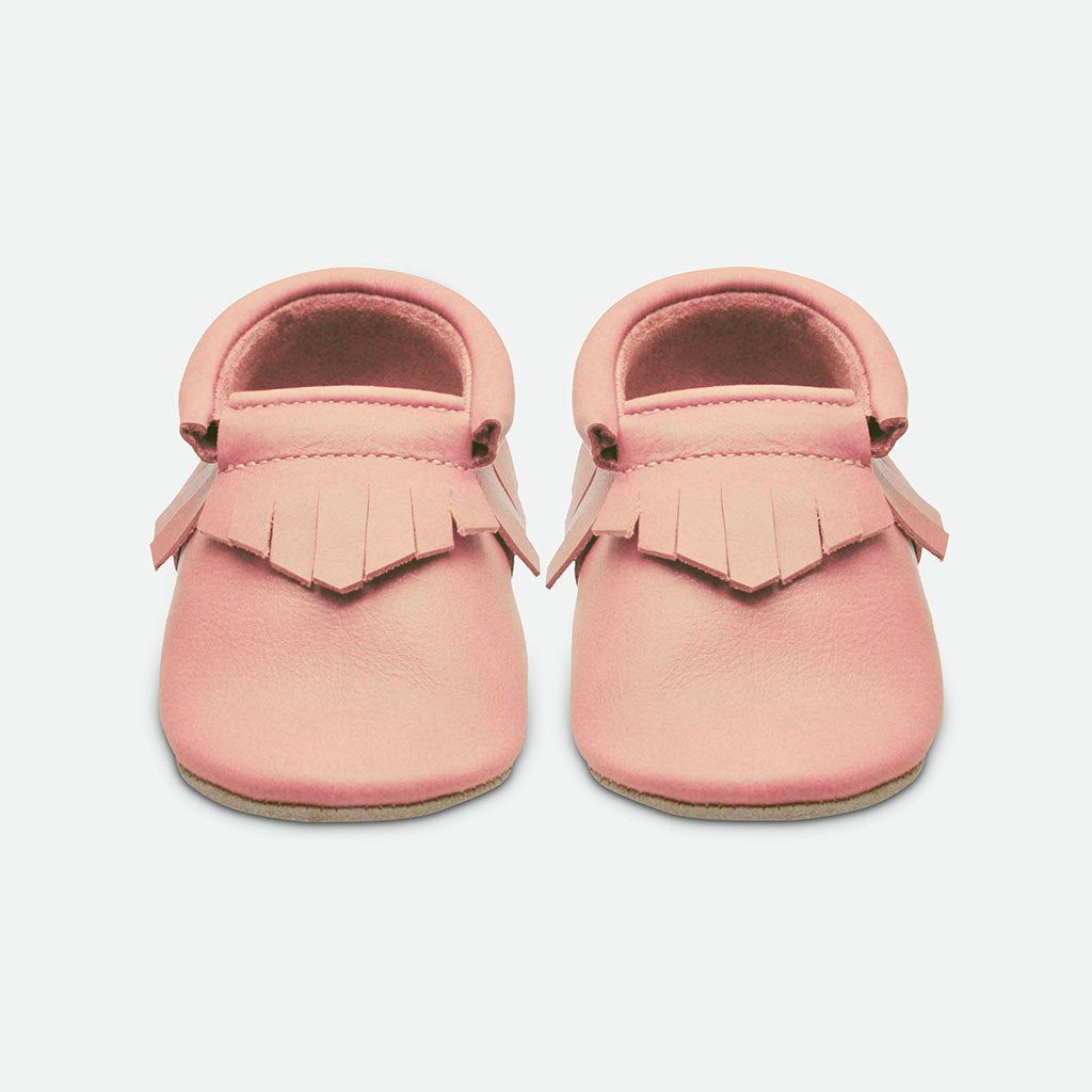 Moccasin Featherlight Shoes - Nude