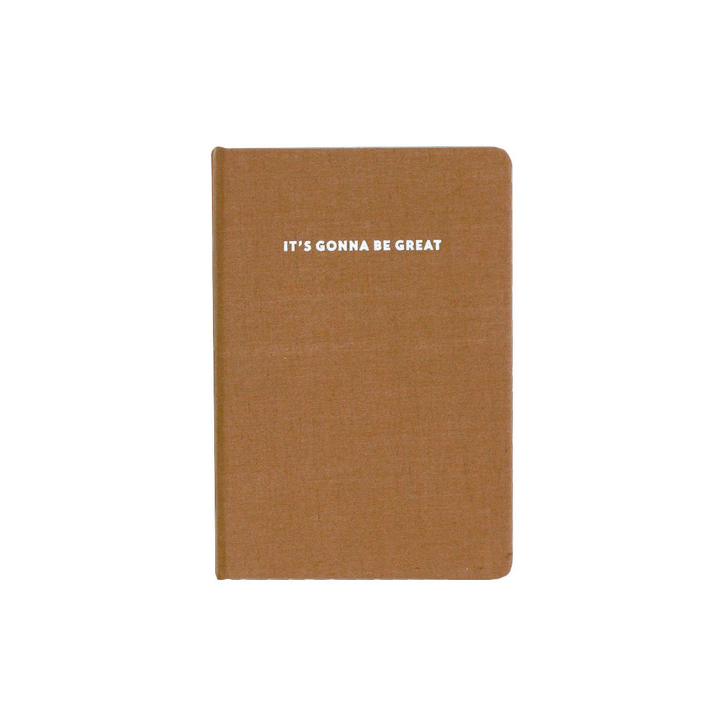 It's Gonna Be Great Notebook