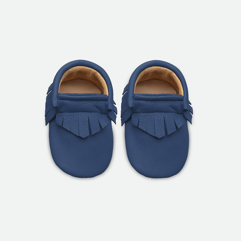 Moccasin Ultralight Shoes - Navy