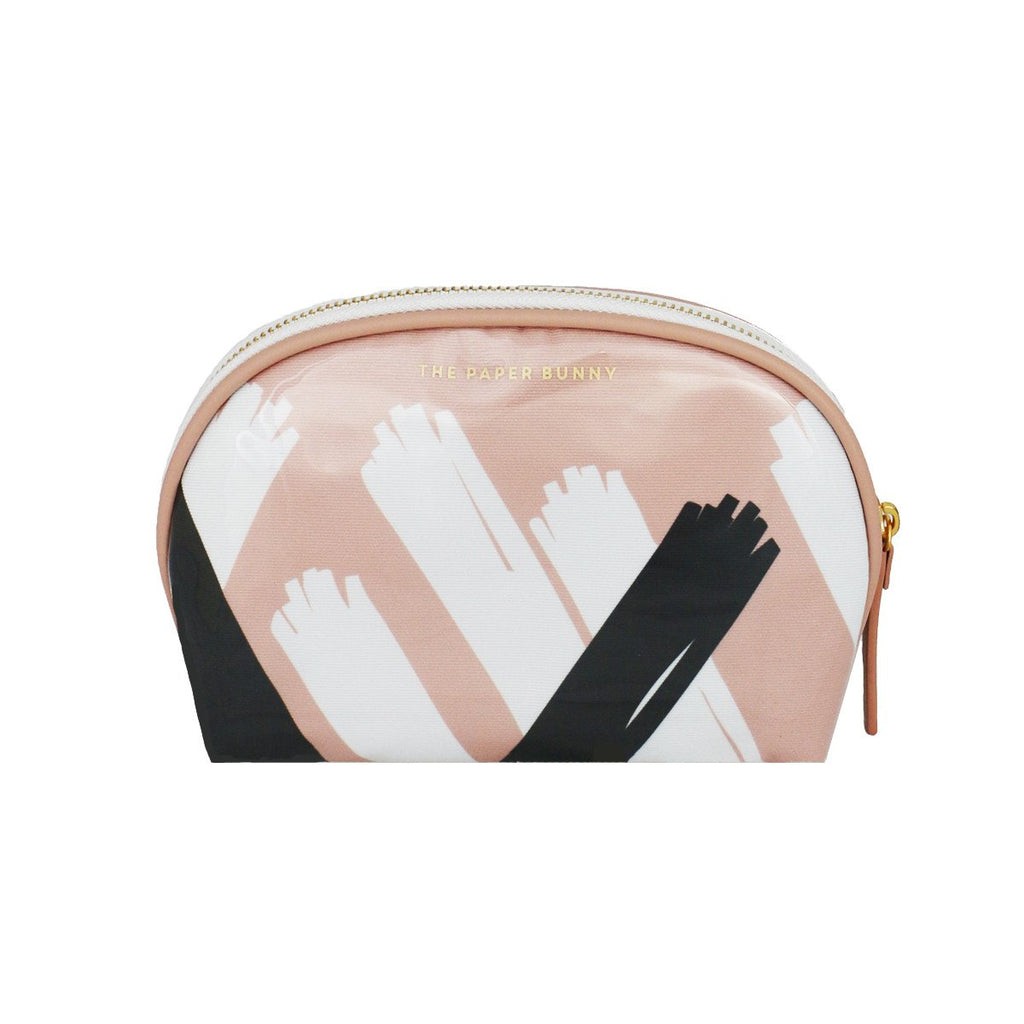 Pink Brushes Pouch