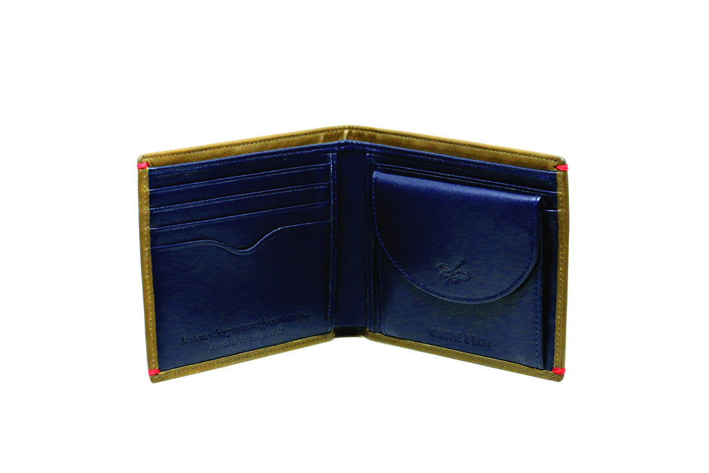 Regent Coin Billfold Wallet