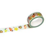 Carnival Snack Washi Tape