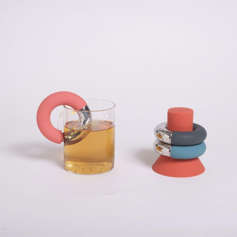 Torus Tea Infuser Set