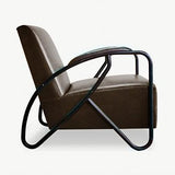 The Maverick Armchair - Coffee