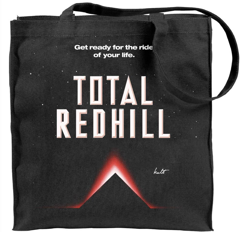 Sin City Tote Bag - Total Redhill