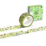 Underdo Party - Square of Life Washi Tape