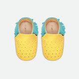 Fruit Moccasin Shoes - Pineapple