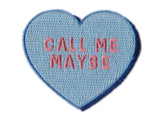 Call Me Maybe Sticker Patch