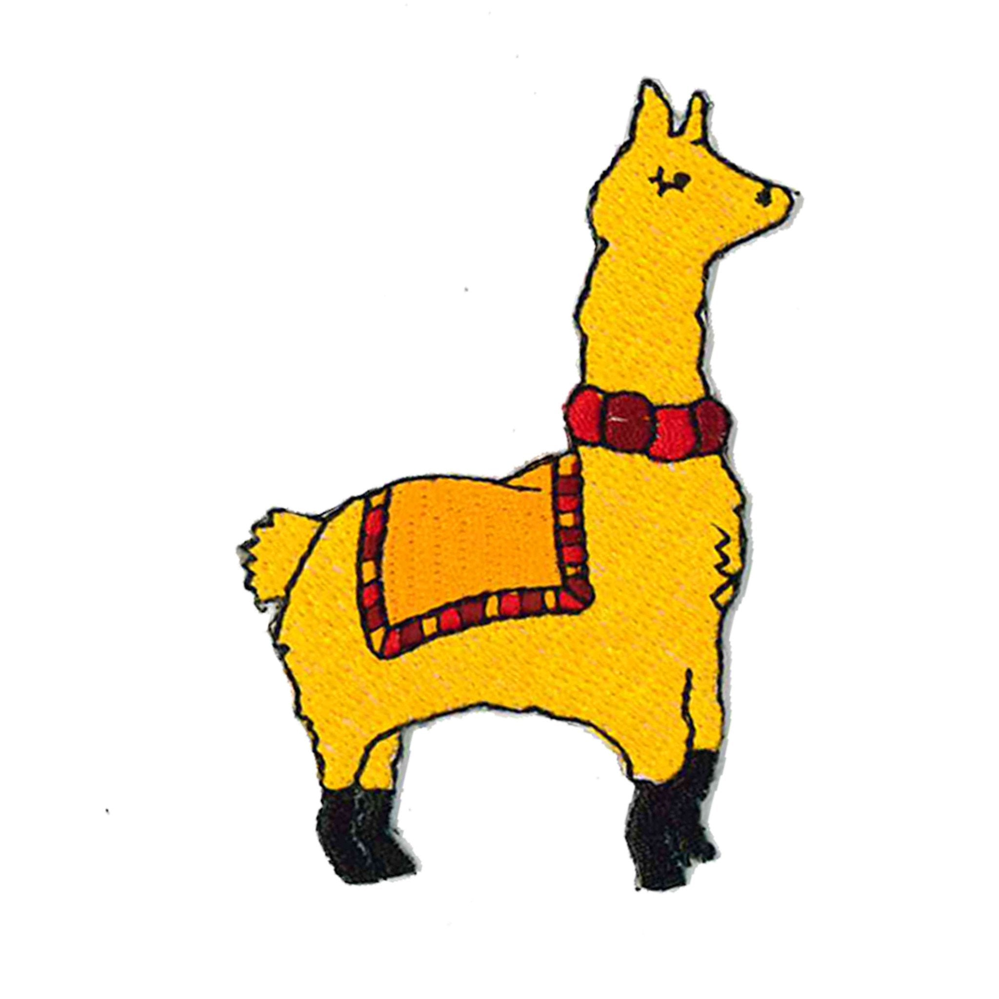Llama sticker Patch