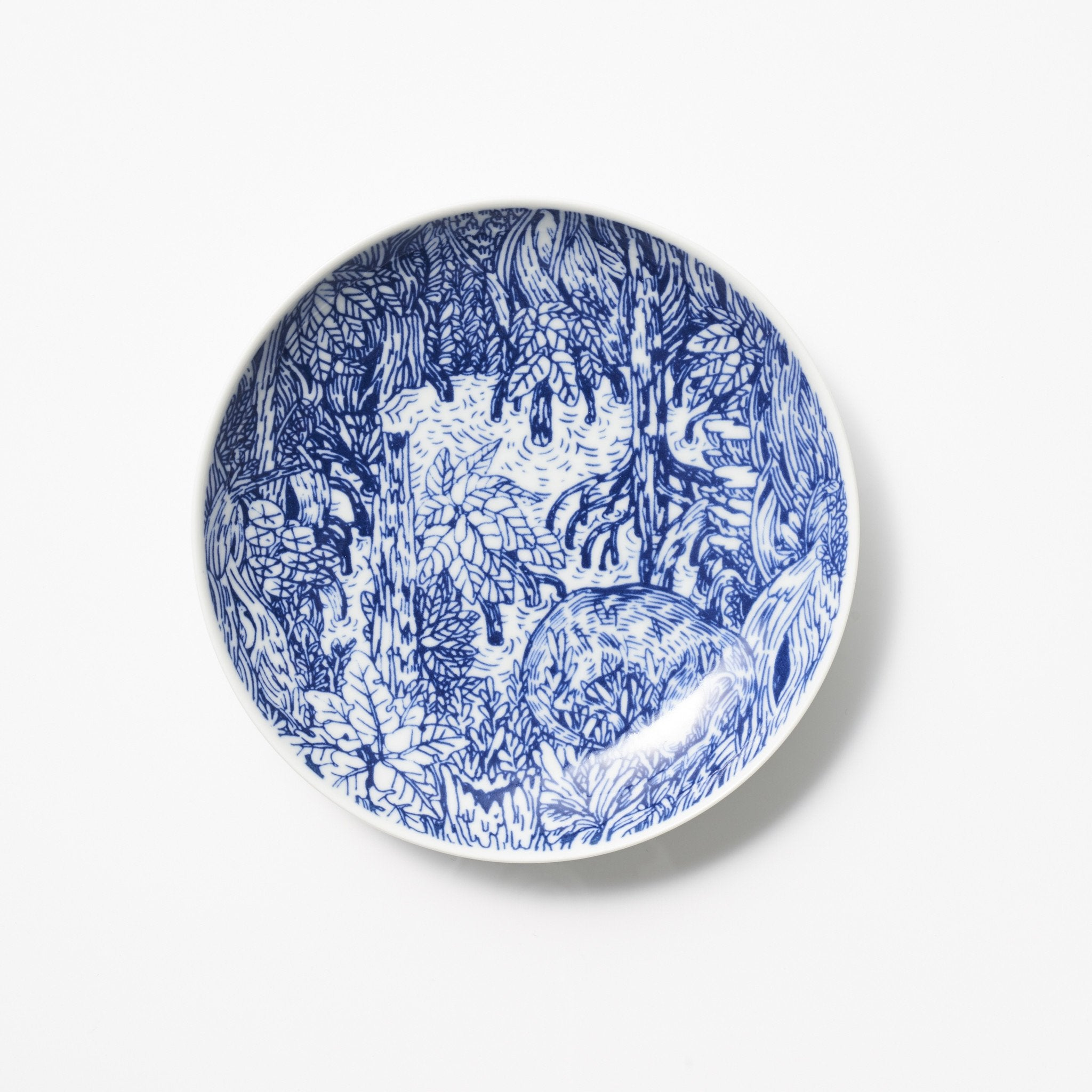 OIC - Otter Porcelain Plate