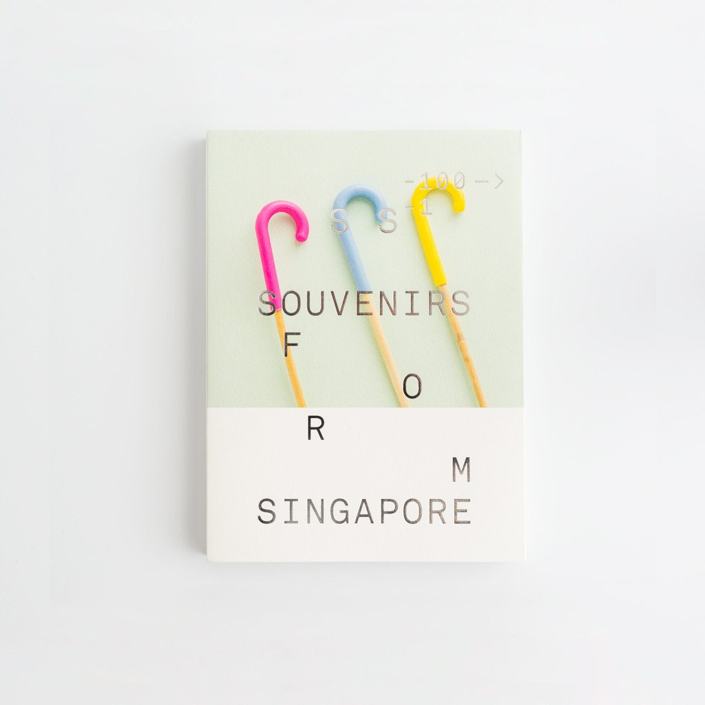 Souvenirs From Singapore - 100 Everyday Objects Book