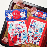Japanese Big Pack Stickers