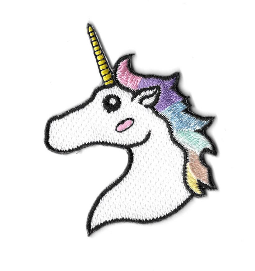 Pastel Unicorn Sticker