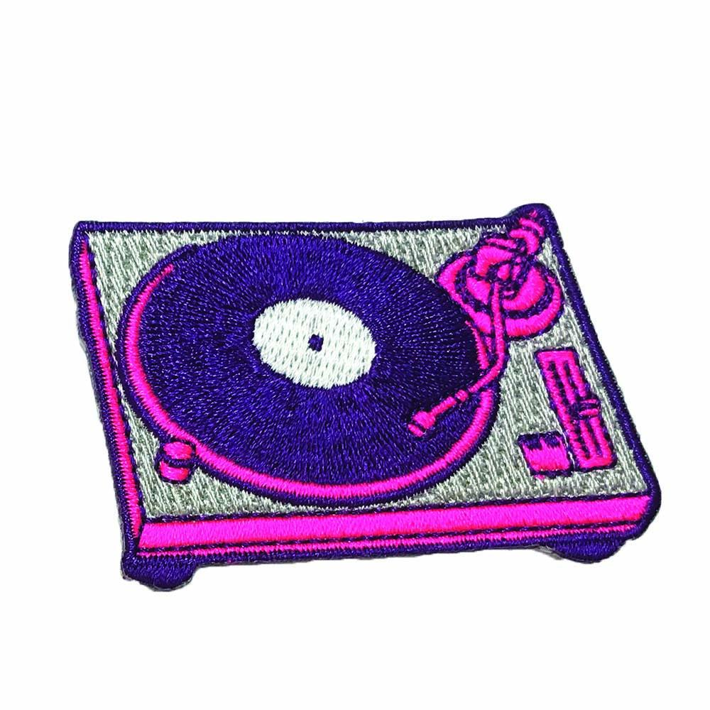 Juice x Pew Pew: Turntable sticker patch