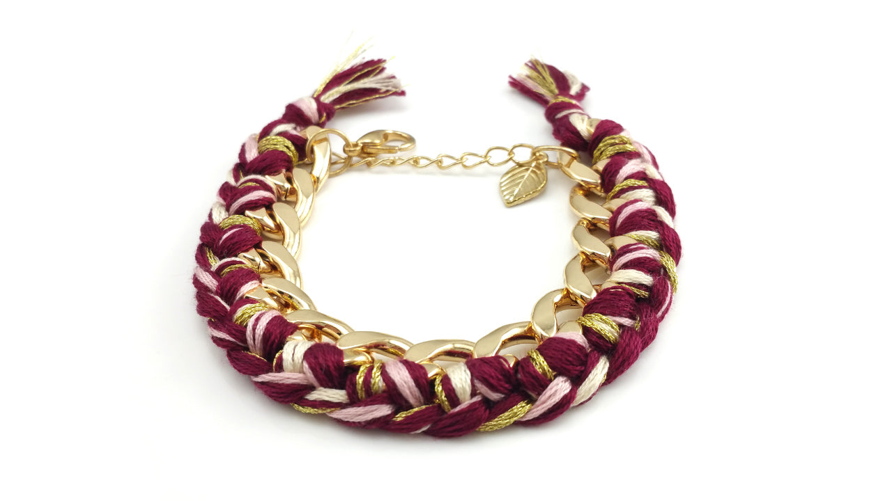 Saffron Valley Bracelet