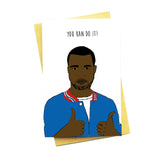 You Kan Do It Greeting Card