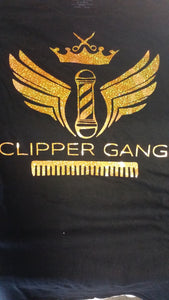 "Clippergang ""wings logo"