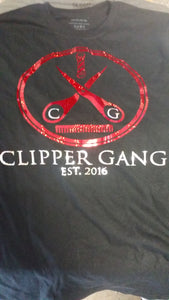 "Clippergang ""one"" logo"