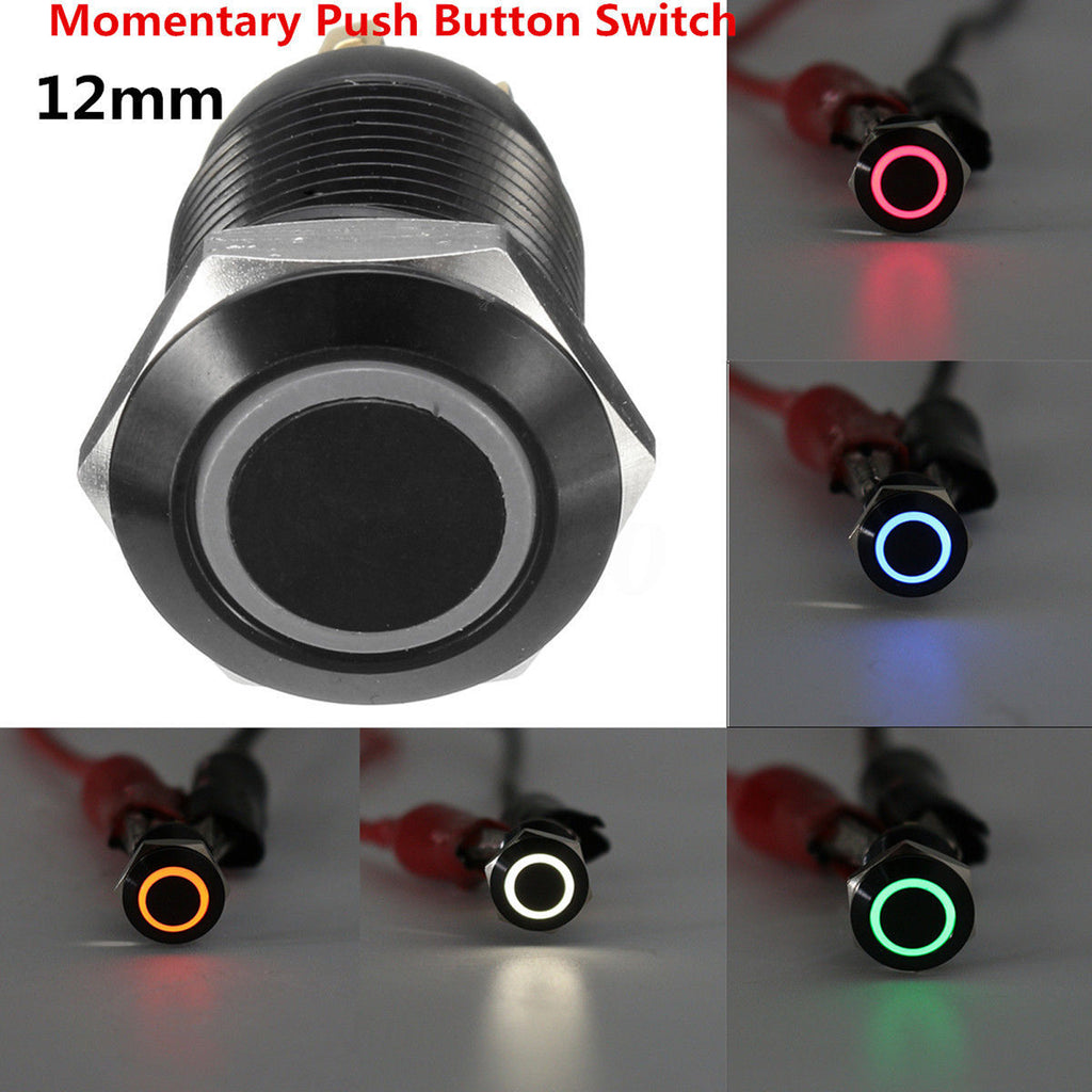 On Off Push Button Switch